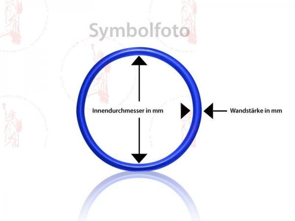 o ring 35 x 3 mm silikon blau wittenborg serie 7100 7600 liberty vertriebs gmbh. Black Bedroom Furniture Sets. Home Design Ideas